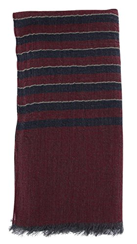 new-cesare-attolini-red-wool-scarf
