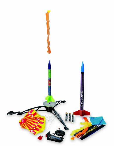 Quest Aerospace T-Minus 5 Model Rocket Launch Set