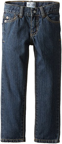 The Children's Place Little Boys' Skinny Jean, Retro Vintage, 6