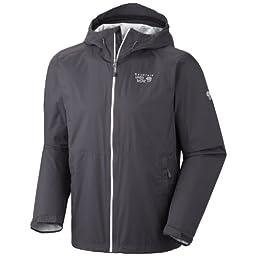 Mountain Hardwear Plasmic Jacket - Men\'s Shark XX-Large