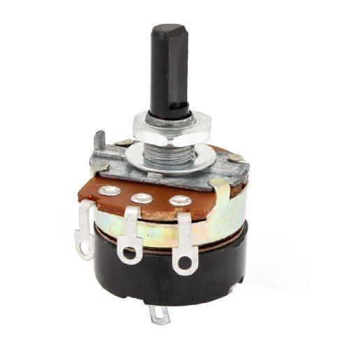 Einzelnen linearen Kohlenstoff Dreh Potentiometer Schalter B50K 50K Ohm de