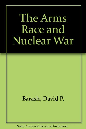 nuclear arms race research paper
