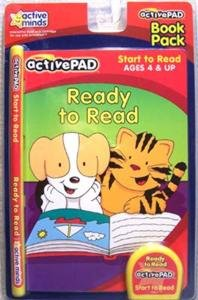 Active Pad Ready To Read Interactive Book & Cartridge - 1