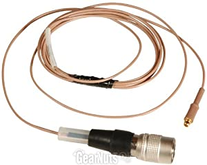 Countryman IsoMax E6 Replacement Cable - Tan, 1mm Cable