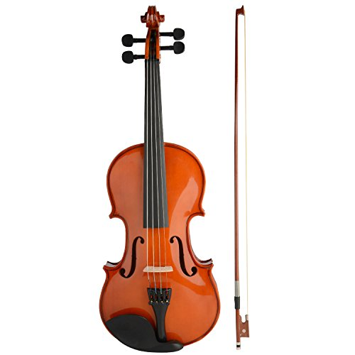 4-4-full-size-beginners-acoustic-violin-set-with-case-bow-rosin-bridge