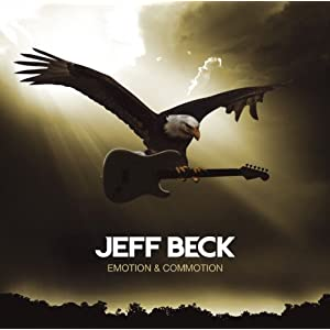 Jeff Beck Emotion & Commotion cover