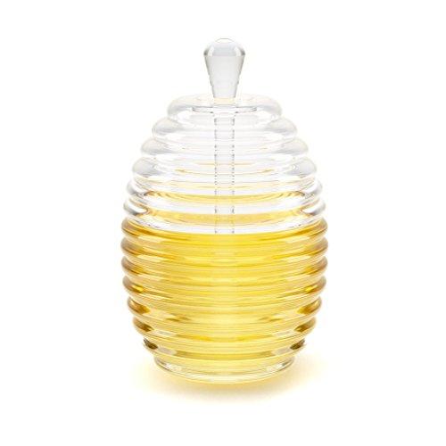 Balvi - Pot à miel Honeycomb acrylique
