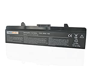 Dell Inspiron 1525, 1545, M911G, PP29L, PP41L Laptop Replacement Battery - TechFuel Professional 6-Cell Li-ion Battery