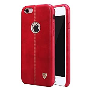 Skylark Nillkin Englon Series Leather Back Cover for Apple iPhone 6 /iPhone 6S -Red