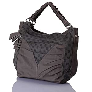 Aiva Women Handbags AV 100349 A Grey