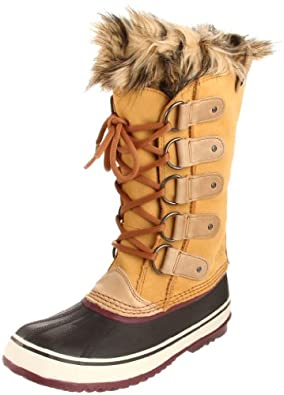 Sorel Womens Joan Of Arctic Shale Boots US 9 FBA