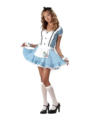California Costumes Women's Alice In Wonderland Costume