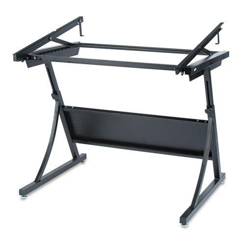 Safco - PlanMaster Drafting Table Base, 43w x 29-1/2d x 37-3/4h, Black 3957 (DMi EA