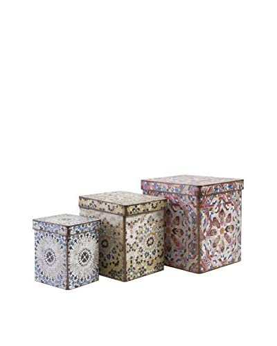 Set of 3 Victoria Boxes