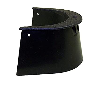 Valley Pool Table Pocket Liner - Corner - Punched