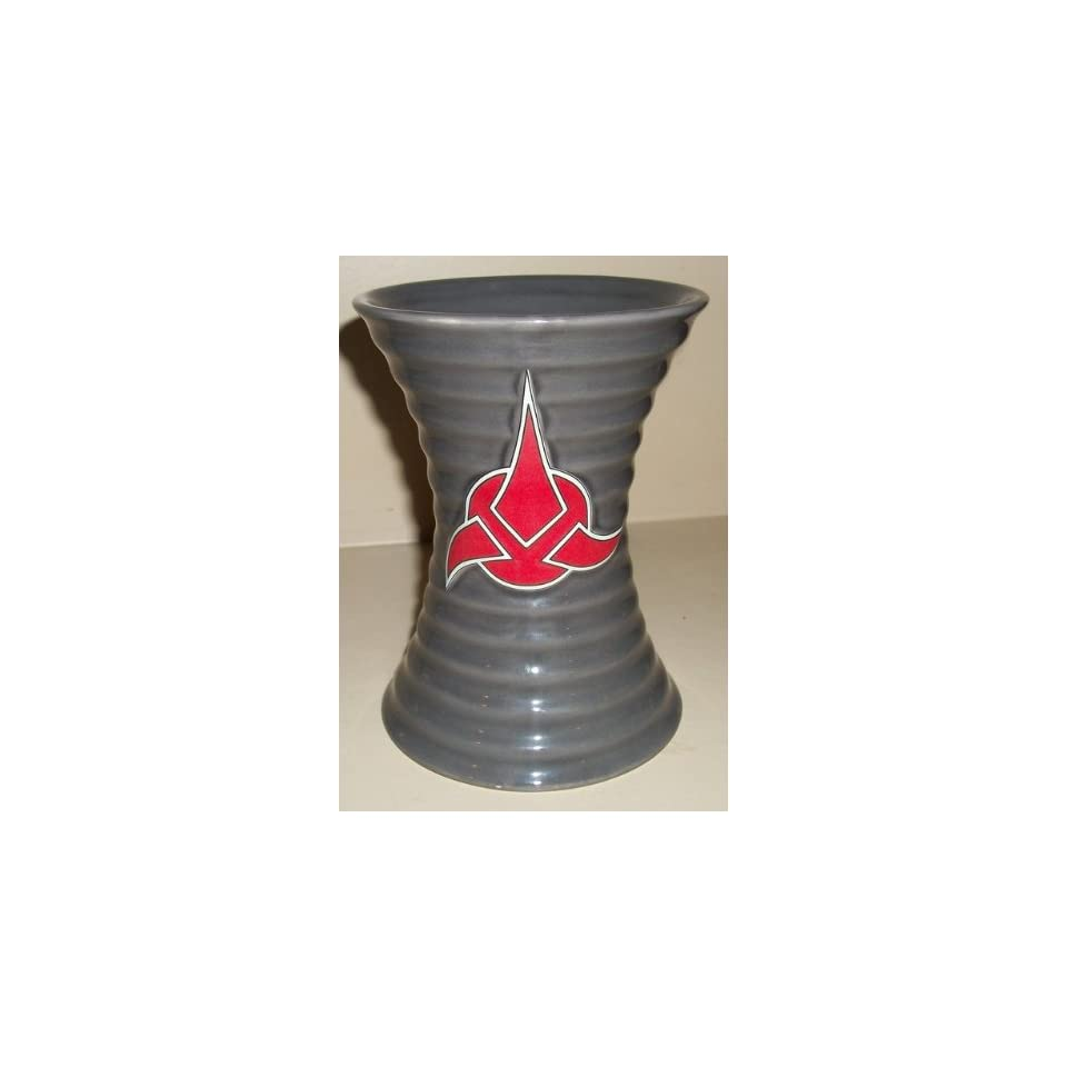 Star Trek Klingon Blood Wine Goblet: Home & Kitchen