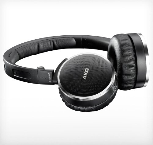 AKG K490NC High-Performance Active Noise-Cancelling Headphones