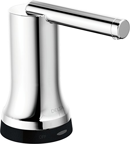 Delta Faucet 72065T Contemporary Soap Dispenser with Touch2O Technology, Chrome (Delta Touch Soap Dispenser compare prices)