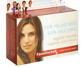 Facedoctor - Complexion Soap (Look Rejuvenated!)