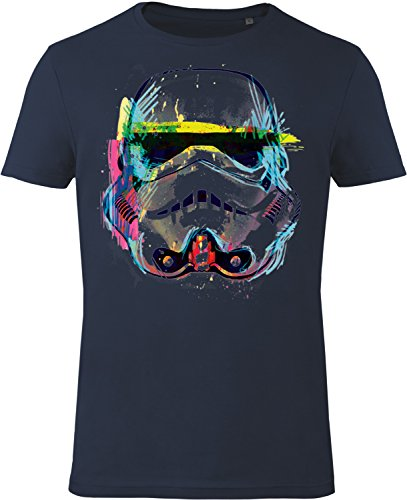 gozoo-star-wars-t-shirt-men-imperial-stormtrooper-neon-sketch-art-100-cotton-high-quality-print-s