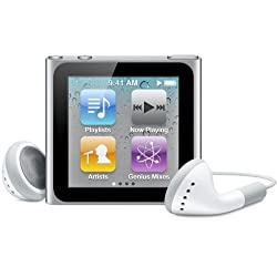 Apple iPod nano 8GB シルバー MC525J/A 【最新モデル】