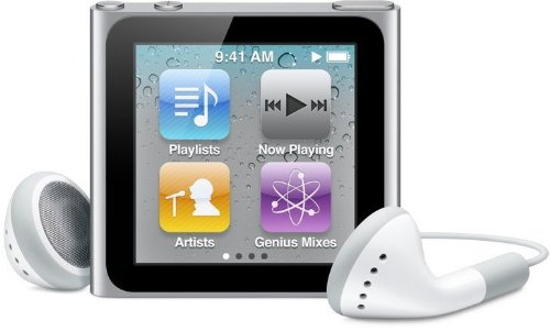 Apple iPod nano 8GB シルバー MC525J/A -
