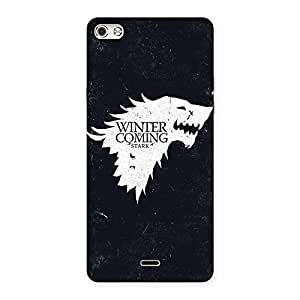 Ajay Enterprises Exant Come to Winter Back Case Cover for Micromax Canvas Silver 5