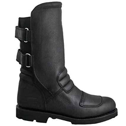 Xelement Women's Advanced Dual Strap Leather Boots With Vibram Soles 67