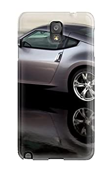 buy Marc Stanley Galaxy Note 3 Well-Designed Hard Case Cover 370Z Reflection Silver Sports Car Z Water Cars Nissan Protector