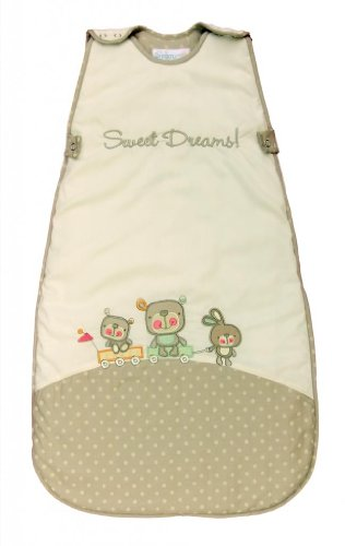 LIMITED TIME OFFER! The Dream Bag Baby Sleeping Bag Sweet Dreams 0-6 Months 3.5 TOG - Beige - 1