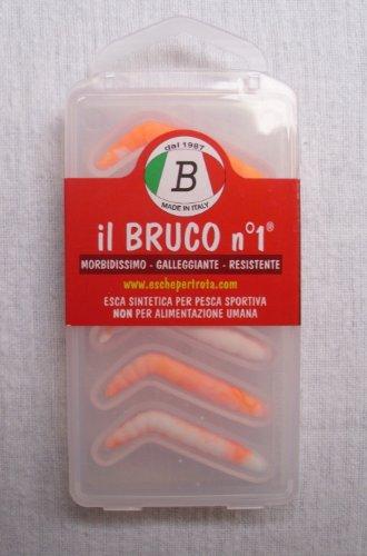 il-bruco-la-sensation-in-italia-in-arancione-bianco