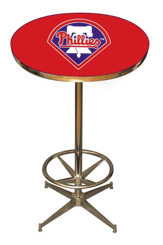 Mlb Philadelphia Phillies Pub Table