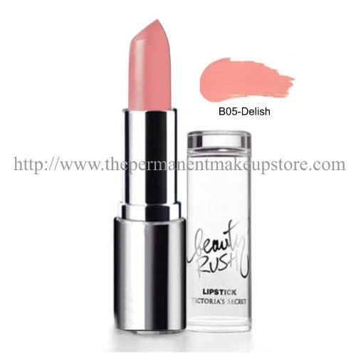Victoria's Secrets Beauty Rush Limelight Sparkling Lipstick Collection