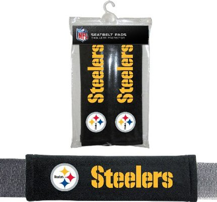 Pittsburgh Steelers White Jersey Ultra Car Decal