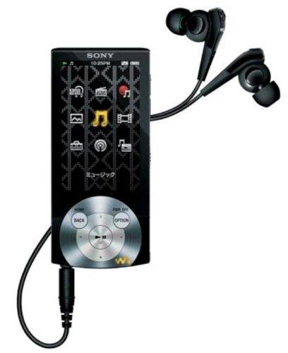 SONY ウォークマン Aシリーズ [メモリータイプ] 32GB ブラック NW-A846/B