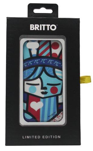 Great Price BRITTO Premium Case for iPhone 5 - Freedom