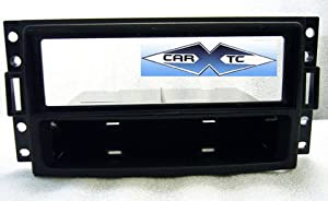 stereo install dash kit gm k380 chevy uplander 05 2005. Black Bedroom Furniture Sets. Home Design Ideas