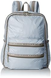 LeSportsac Women\'s Functional Laptop Backpack, Rain Dance, One Size