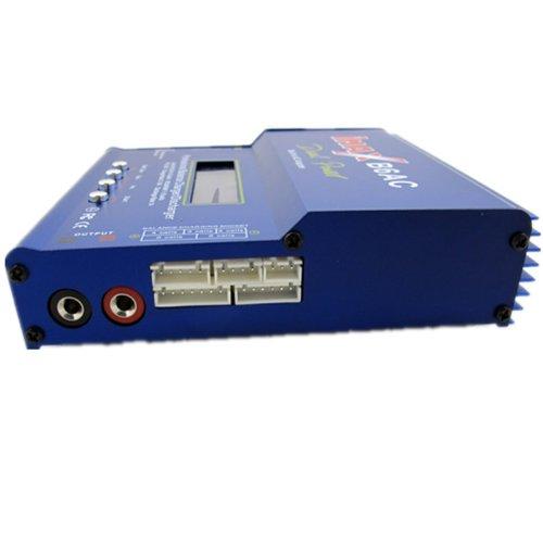 iMAX B6-AC B6AC Lipo Battery Balance Charger For 1-6 cell Lipo, Li-ion, LiFe (A123), Pb, 1-15 cells NiCd and NiMH Batteries