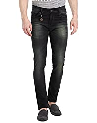 Fever Men's Jeans (211670-1-32_Green)