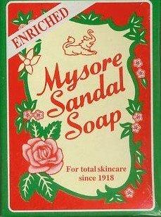 Mysore Sandal Soap, 75 Grams