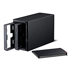 Buffalo LinkStation 220 0 TB 2-Bay NAS for Home (LS220DE)