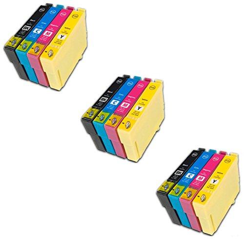 Prestige Cartridge Epson 18XL 4 Cartucce d'Inchiostro ...