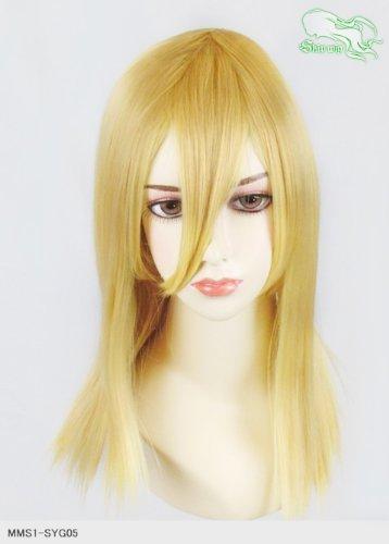 スキップウィッグ 魅せる シャープ 小顔に特化したコスプレアレンジウィッグ フェアリーミディ プティング