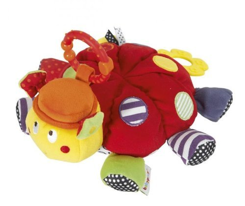 Mamas & Papas Babyplay Lotty Ladybird Activity Toy