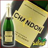 スパークリングワイン 【シャンドン カリフォルニア ブリュット クラシック】 750ml 【並行】