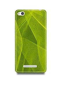 Green Grid Xiaomi Redmi 3s Case-509