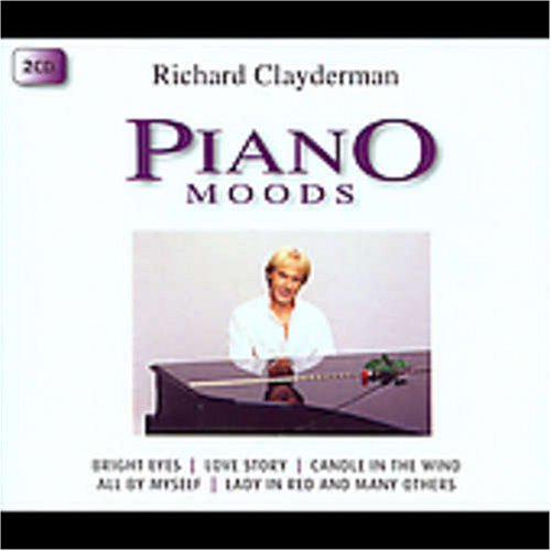 Richard Clayderman - Piano Moods [US-Import] - Zortam Music