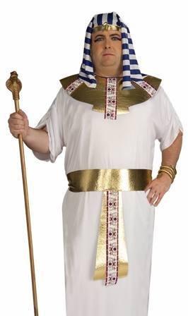 Mens Halloween Costumes Egyptian King Tut Costume