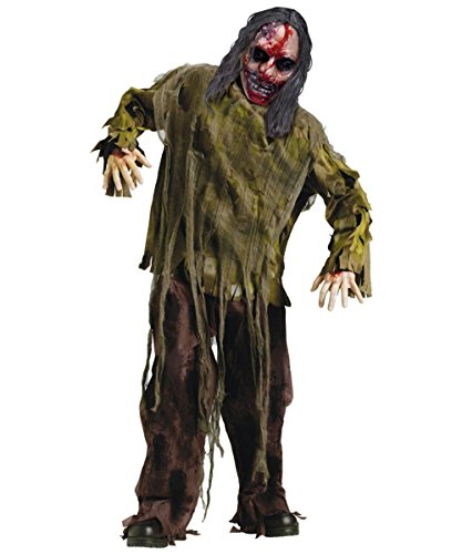 Bleeding Grotesque Zombie Boys Costume